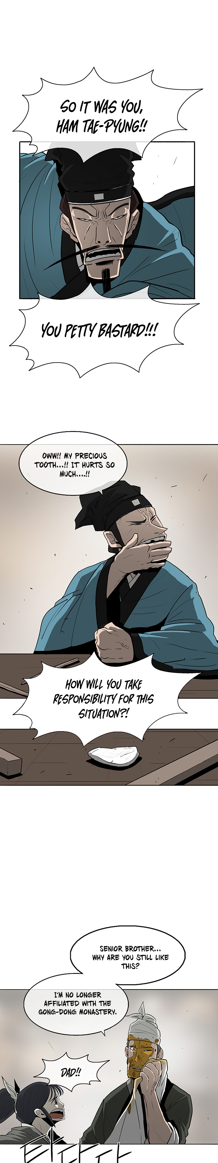 Legend of the Northern Blade - chapter 21-eng-li