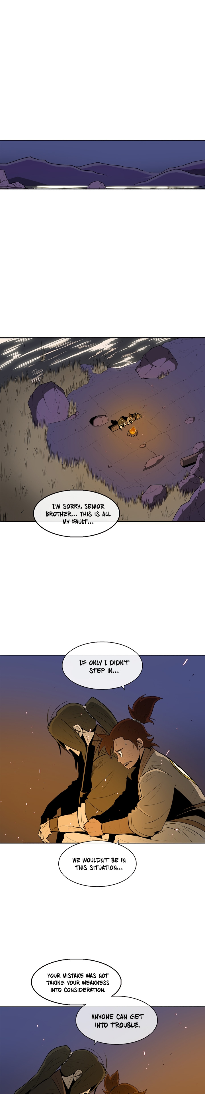 Legend of the Northern Blade - chapter 23-eng-li