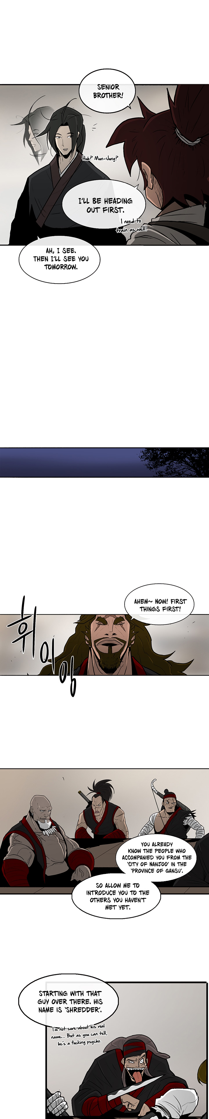 Legend of the Northern Blade - chapter 27-eng-li