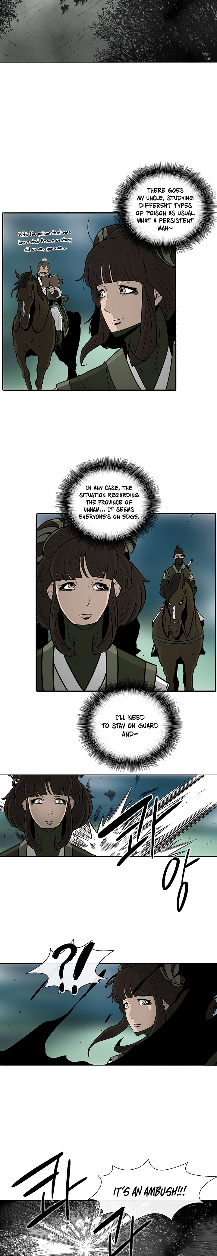 Legend of the Northern Blade - chapter 29-eng-li