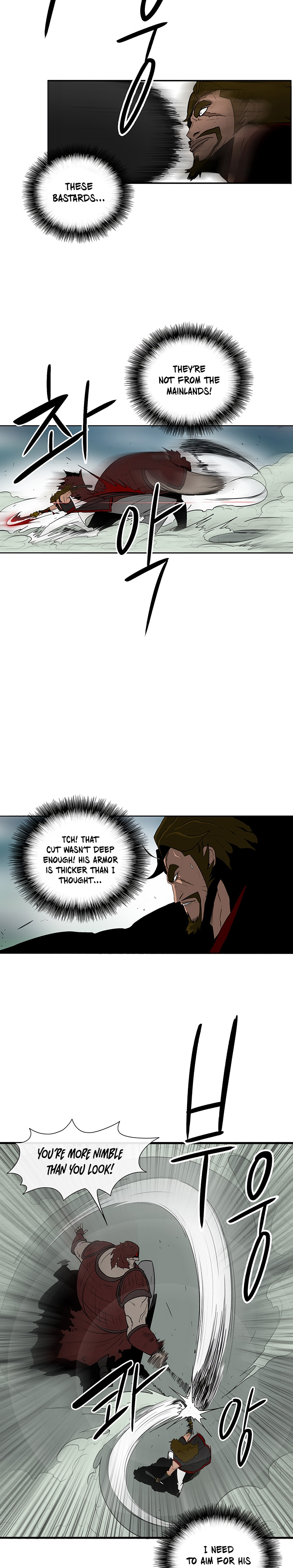 Legend of the Northern Blade - chapter 30-eng-li
