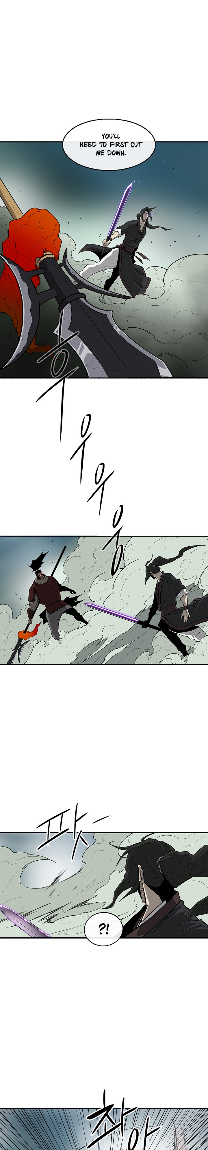 Legend of the Northern Blade - chapter 31-eng-li