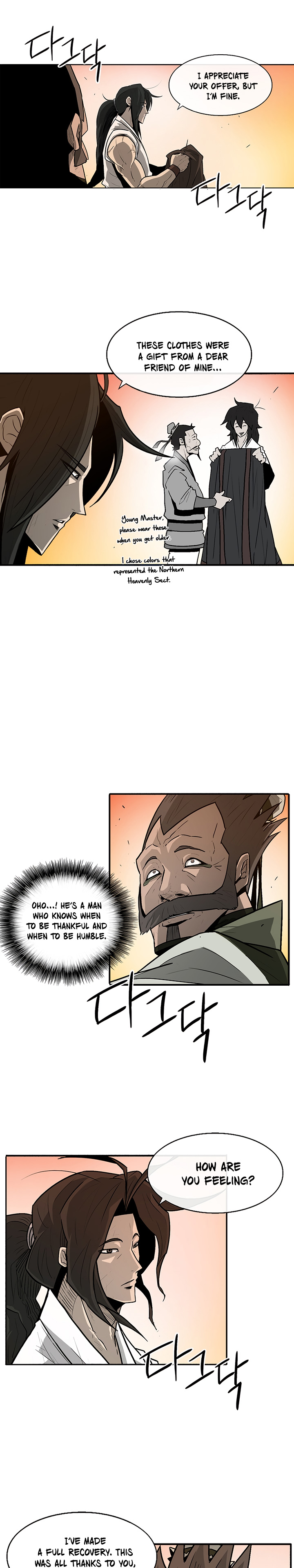 Legend of the Northern Blade - chapter 33-eng-li