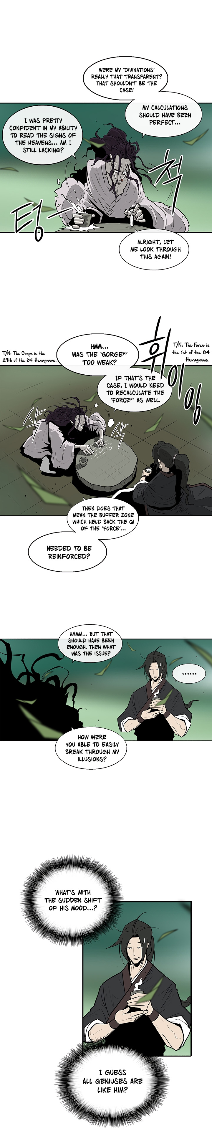 Legend of the Northern Blade - chapter 35-eng-li