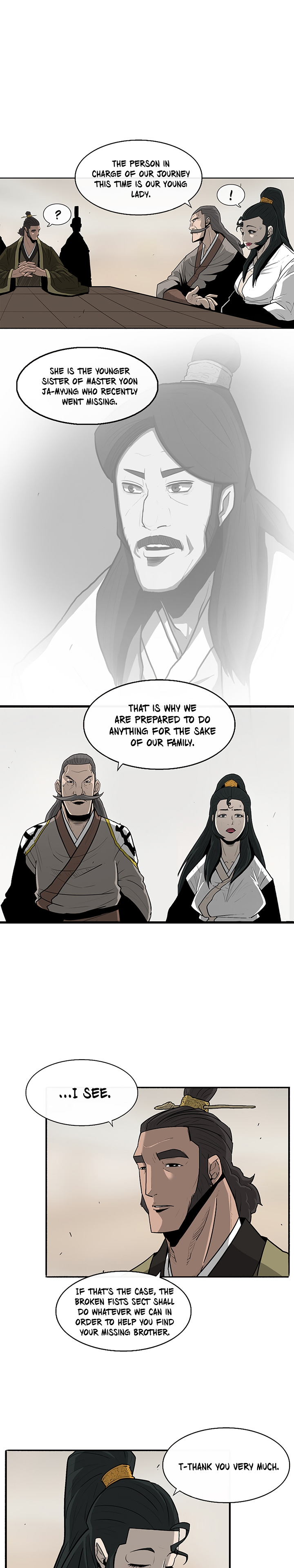 Legend of the Northern Blade - chapter 36-eng-li