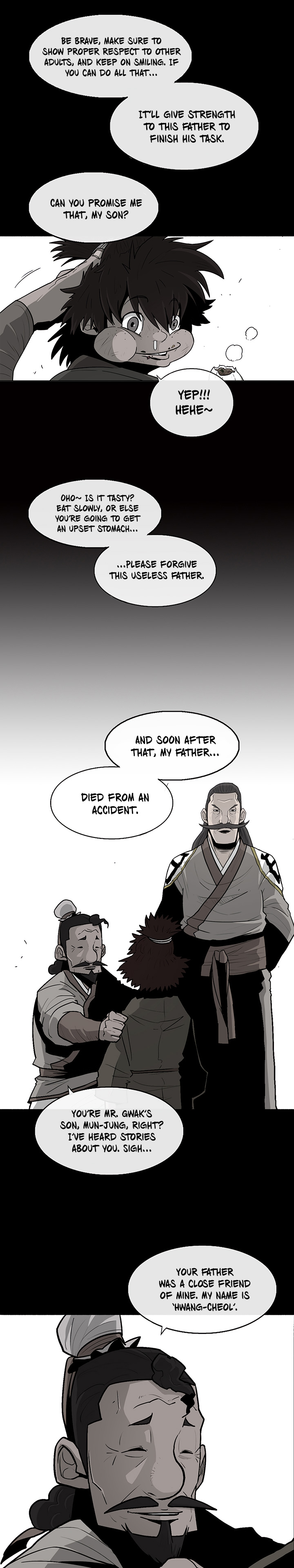 Legend of the Northern Blade - chapter 38-eng-li