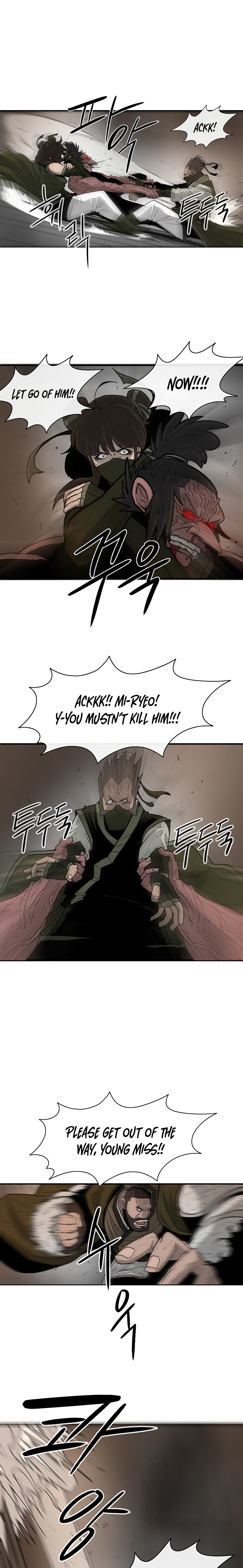 Legend of the Northern Blade - chapter 40-eng-li