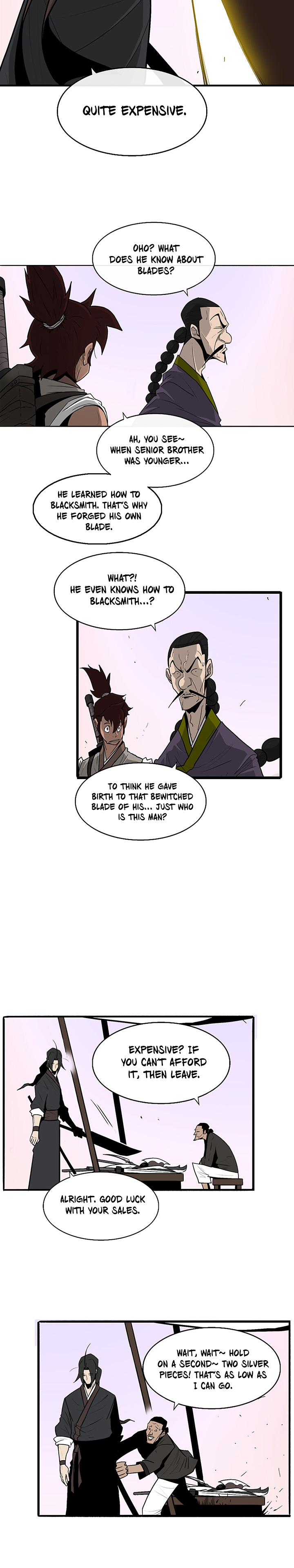 Legend of the Northern Blade - chapter 41-eng-li
