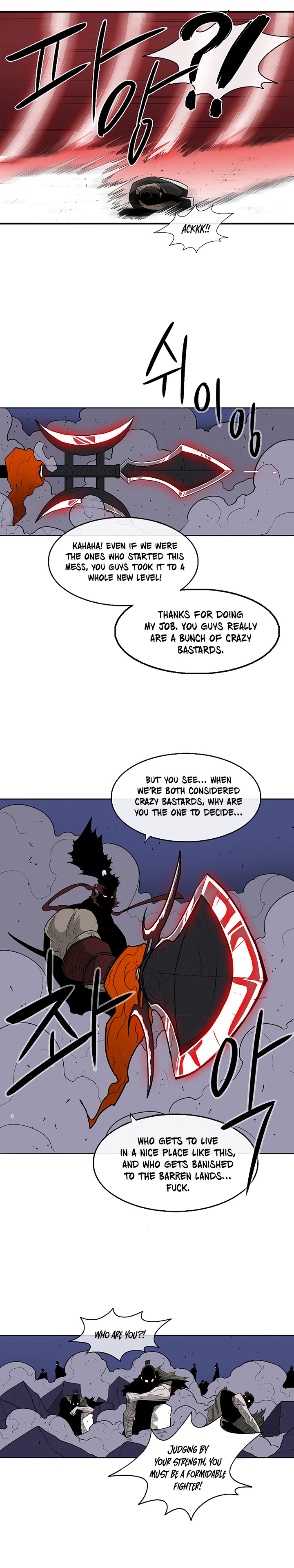 Legend of the Northern Blade - chapter 42-eng-li