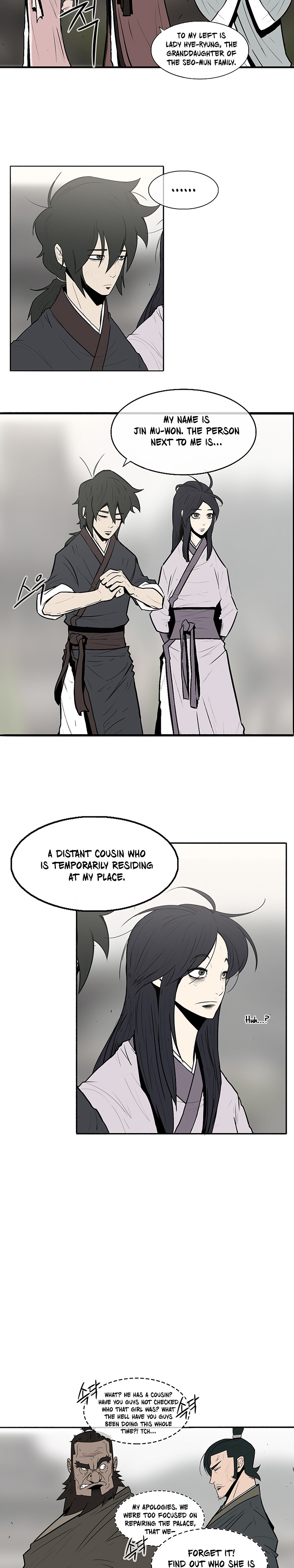 Legend of the Northern Blade - chapter 6-eng-li