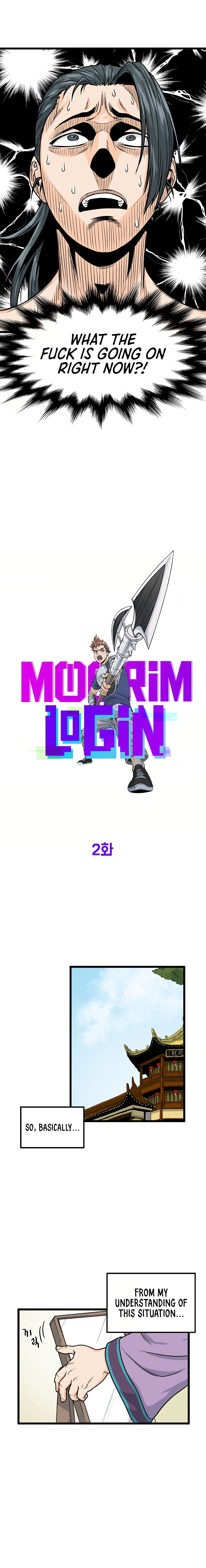 Murim Login - chapter 2-eng-li