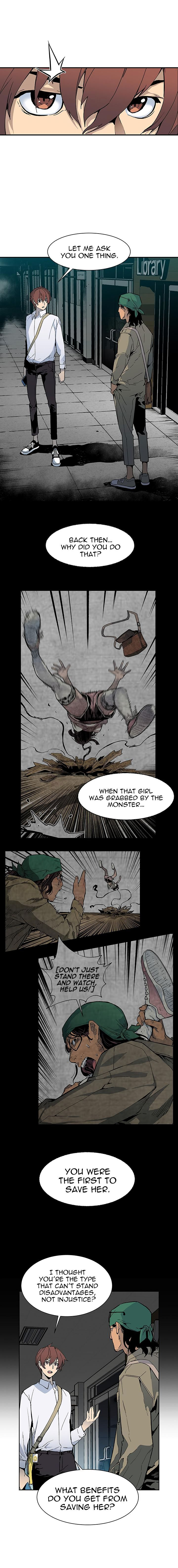 The Second Coming of Gluttony - chapter 12-eng-li