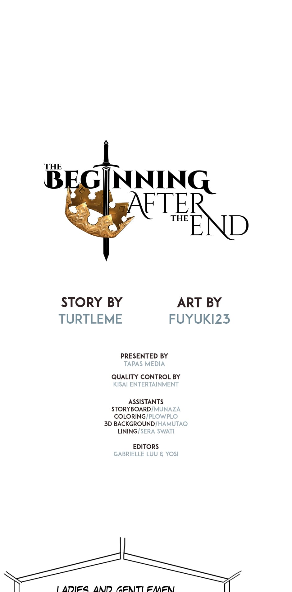 The Beginning After the End - chapter 41-eng-li