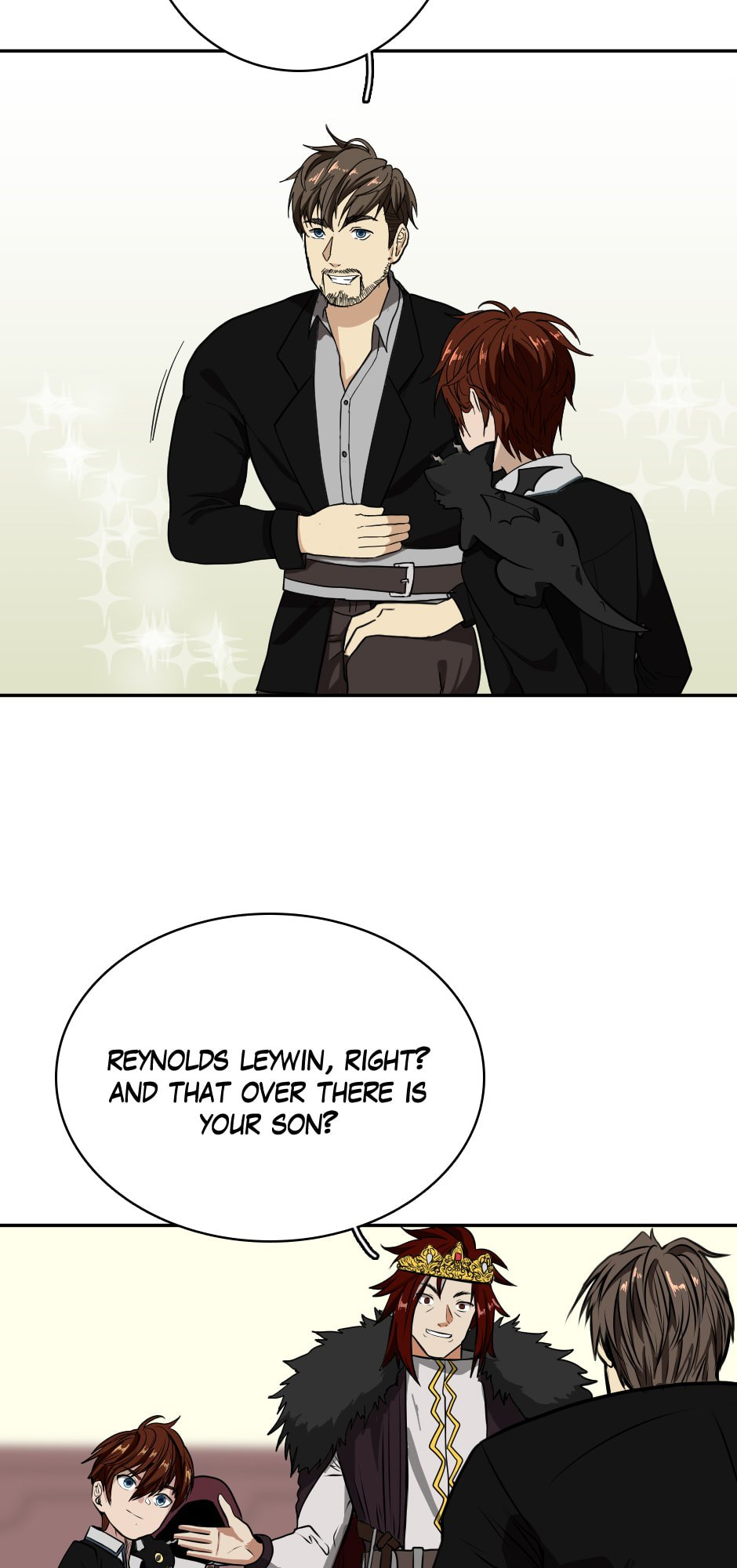 The Beginning After the End - chapter 42-eng-li