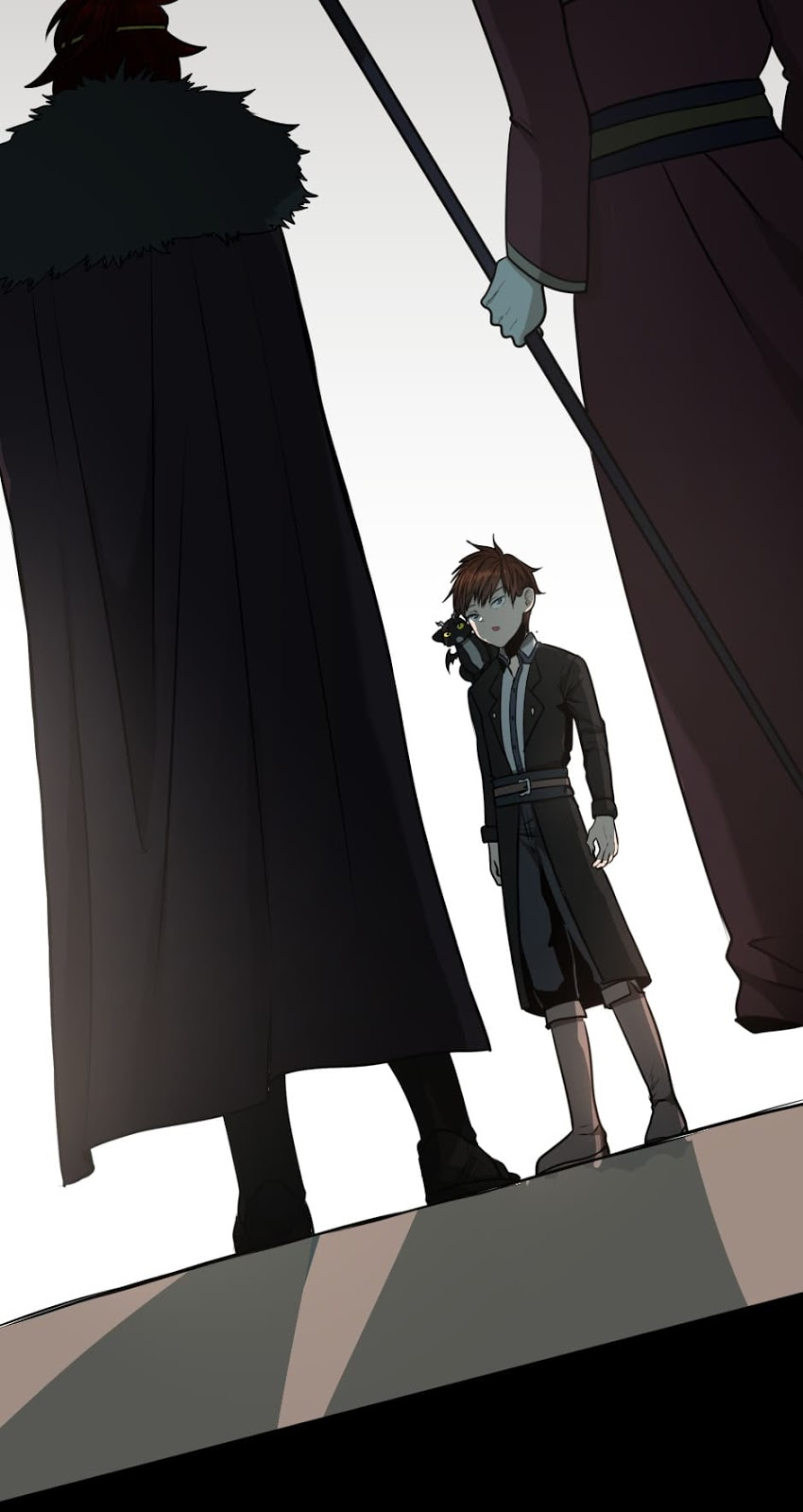 The Beginning After the End - chapter 43-eng-li