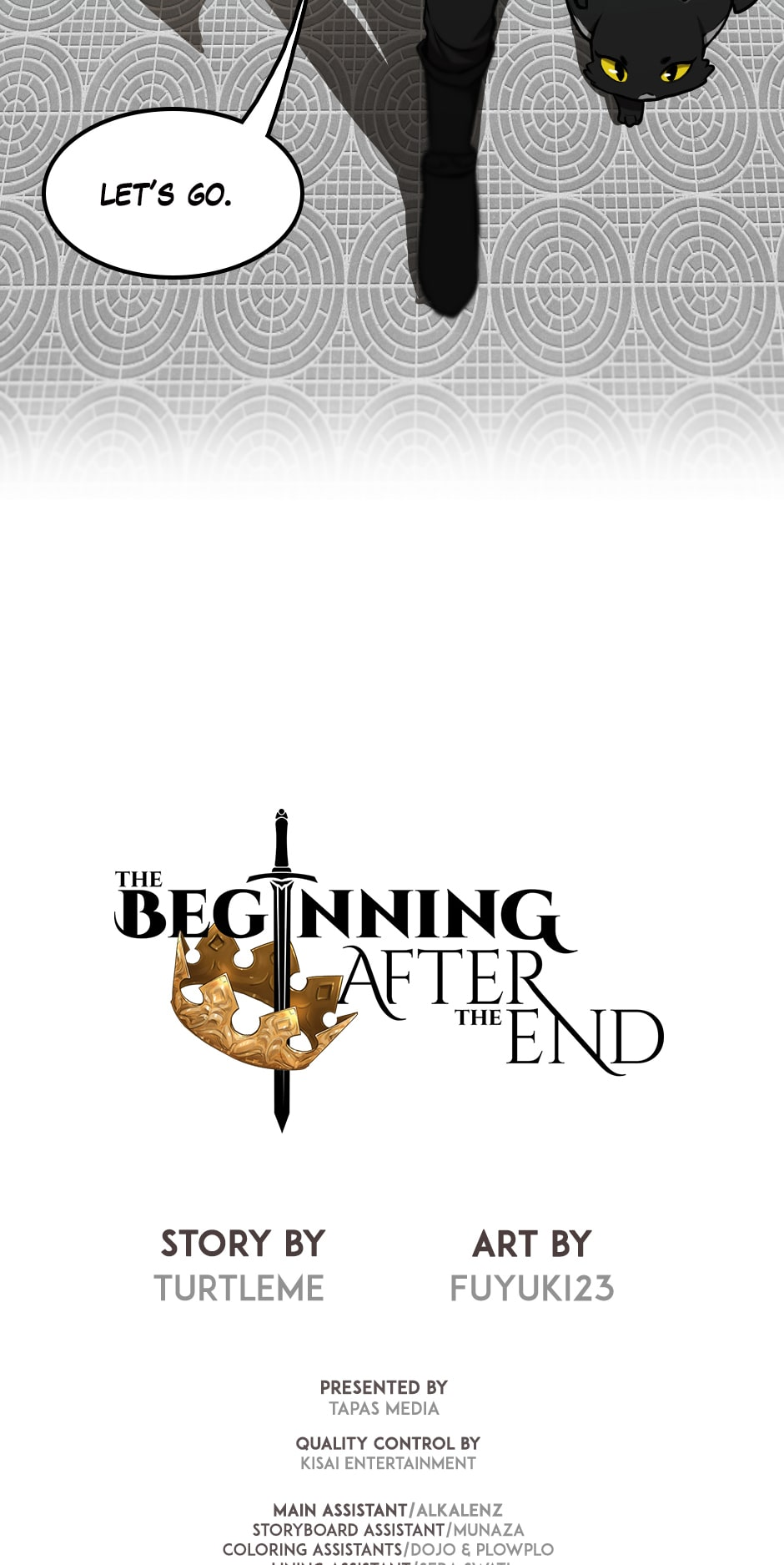 The Beginning After the End - chapter 48-eng-li