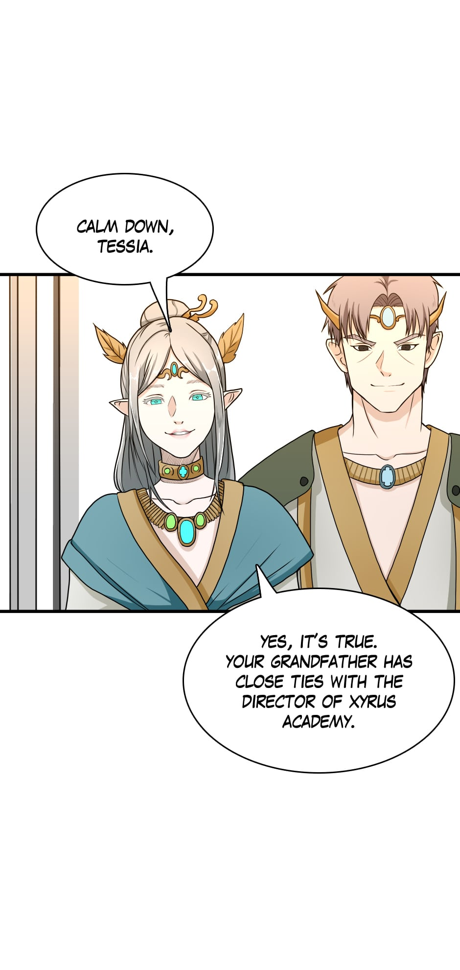The Beginning After the End - chapter 53-eng-li