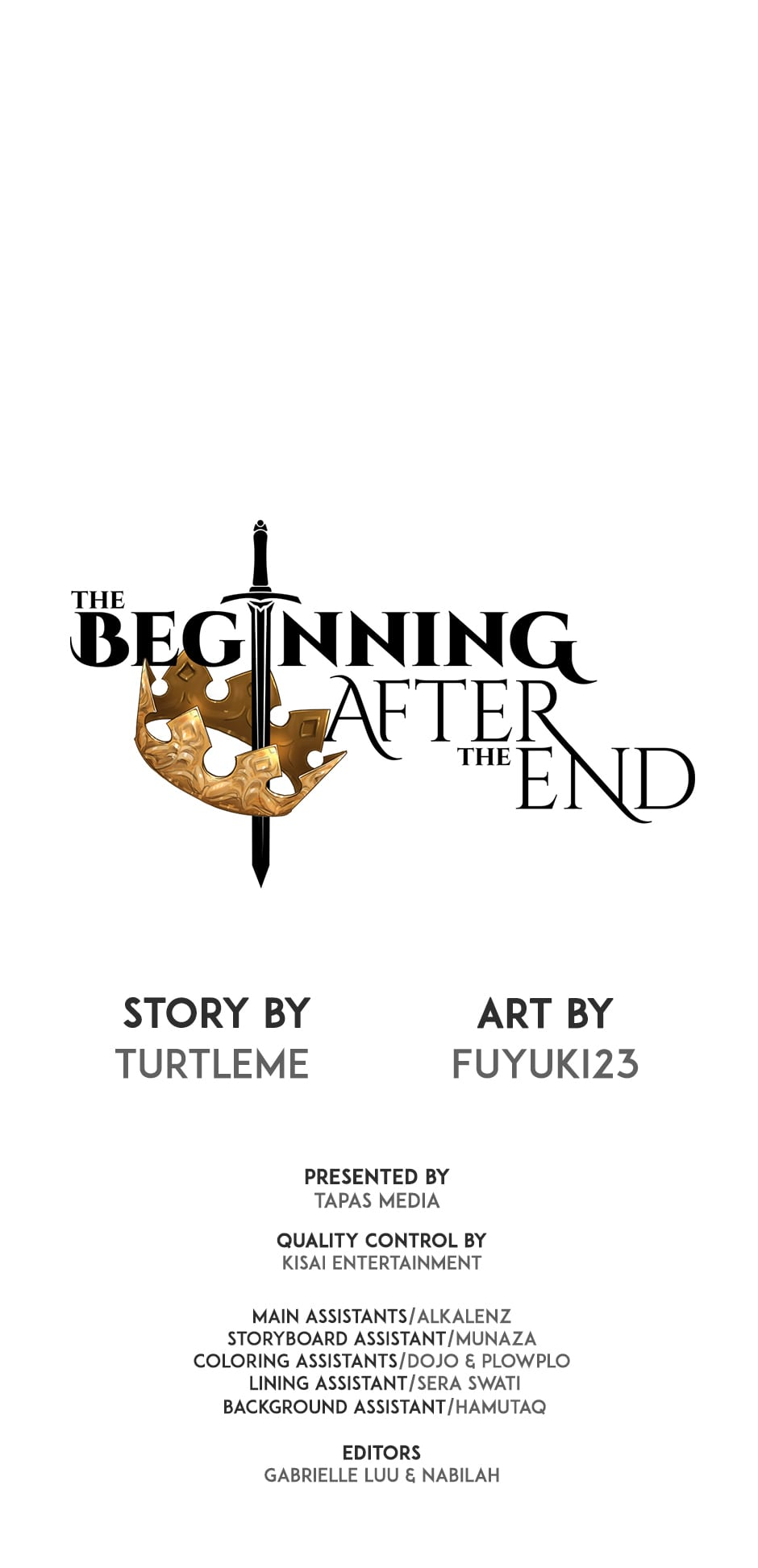 The Beginning After the End - chapter 54-eng-li