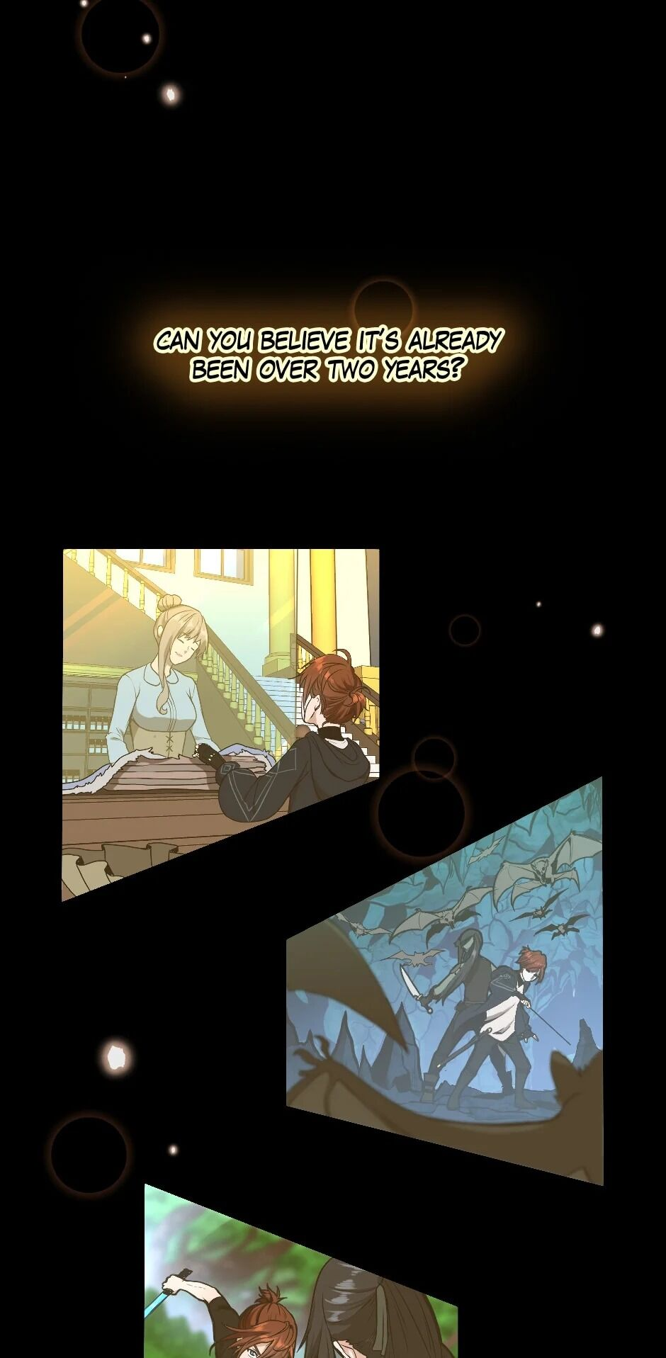 The Beginning After the End - chapter 58-eng-li