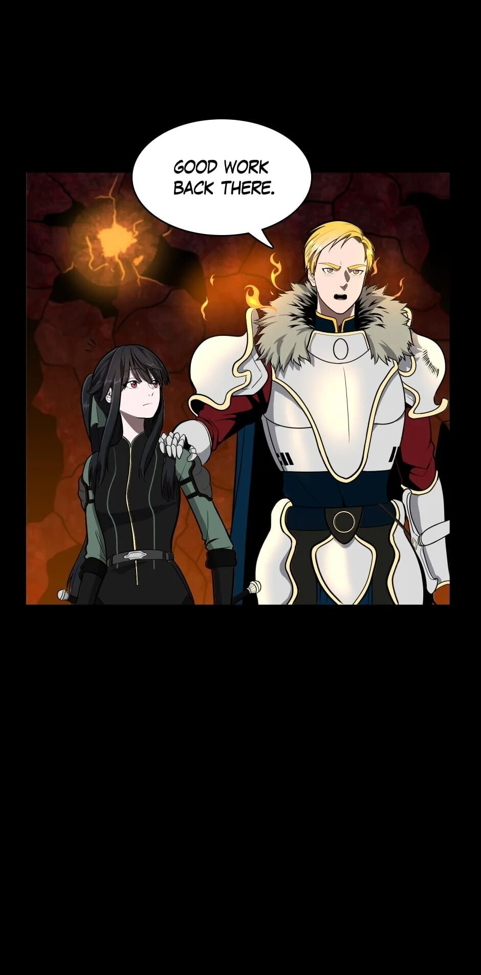 The Beginning After the End - chapter 61-eng-li
