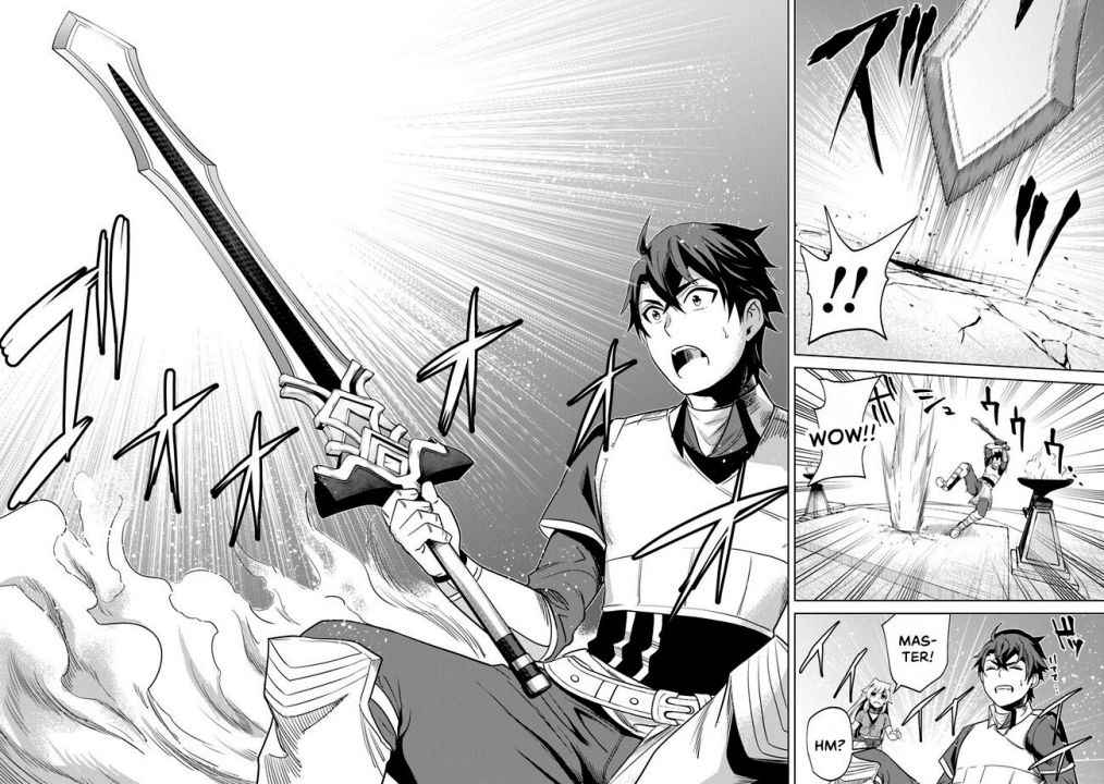 A Warrior Exiled by the Hero and His Lover - chapter 2-eng-li