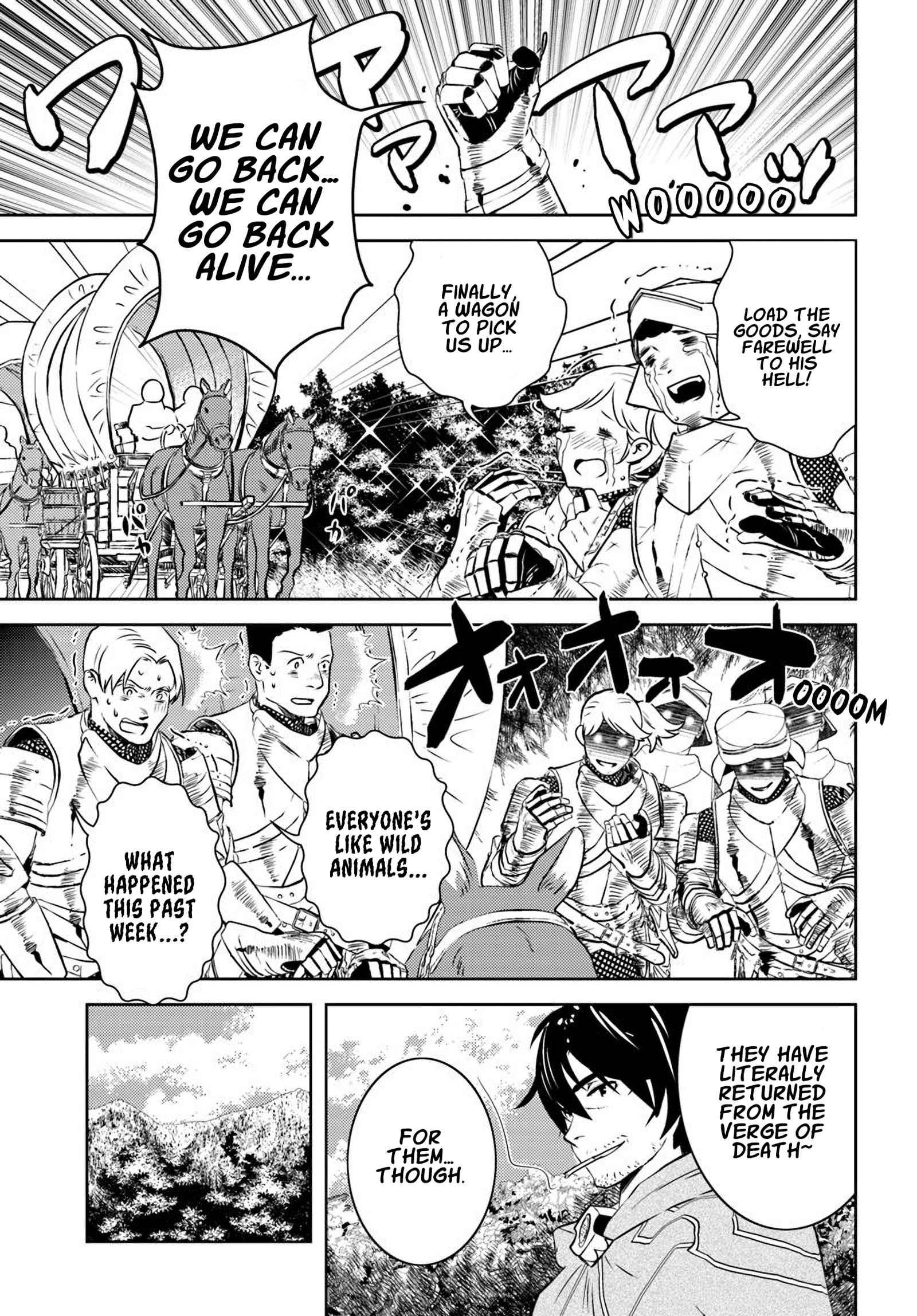 Arafoo Kenja No Isekai Seikatsu Nikki - chapter 16-eng-li