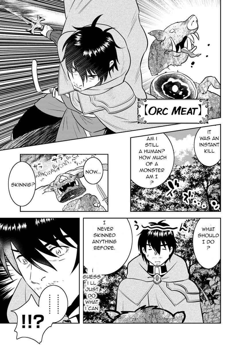 Arafoo Kenja No Isekai Seikatsu Nikki - chapter 2-eng-li