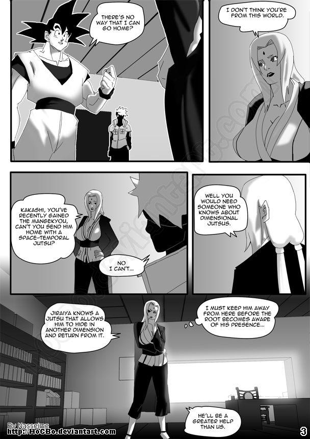 Dragon Ball Shippuden - chapter 3-eng-li
