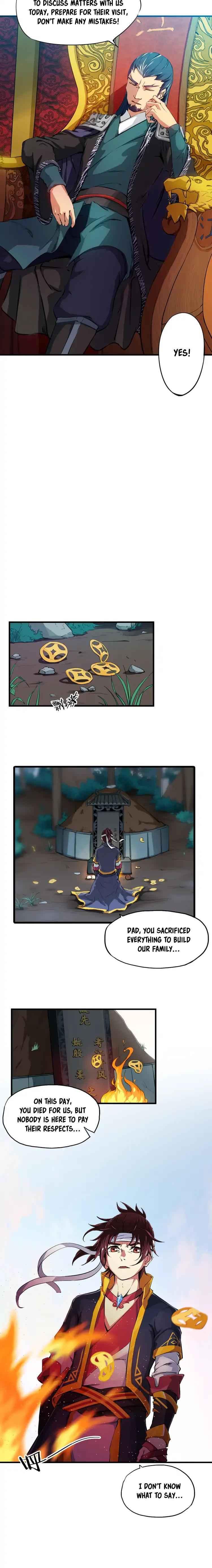Dragon's Blood Vessels - chapter 1-eng-li