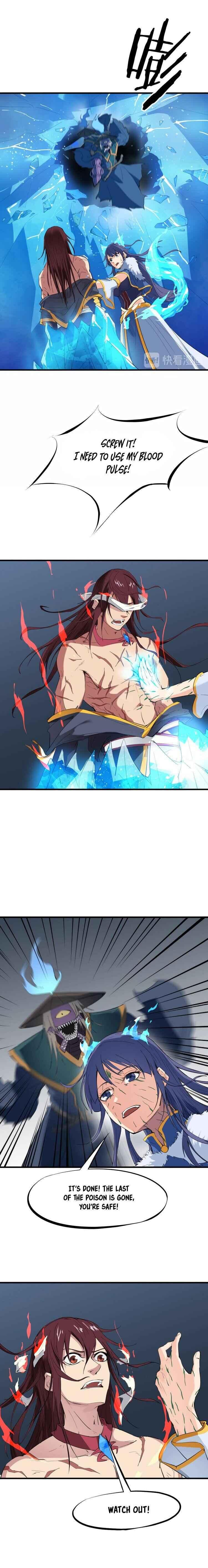 Dragon's Blood Vessels - chapter 19-eng-li