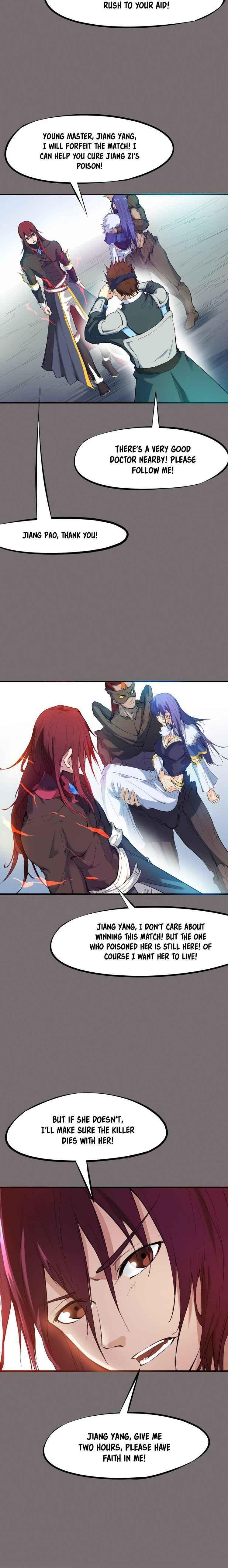 Dragon's Blood Vessels - chapter 21-eng-li