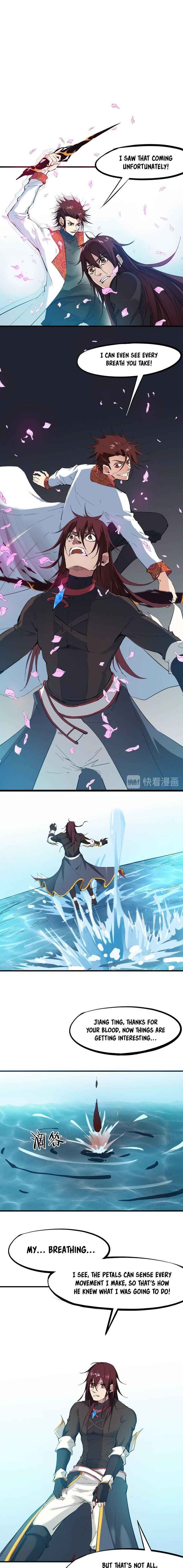 Dragon's Blood Vessels - chapter 23-eng-li