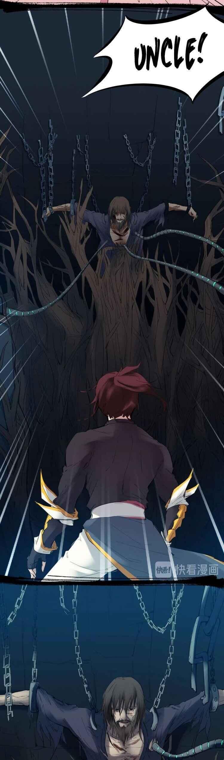 Dragon's Blood Vessels - chapter 31-eng-li