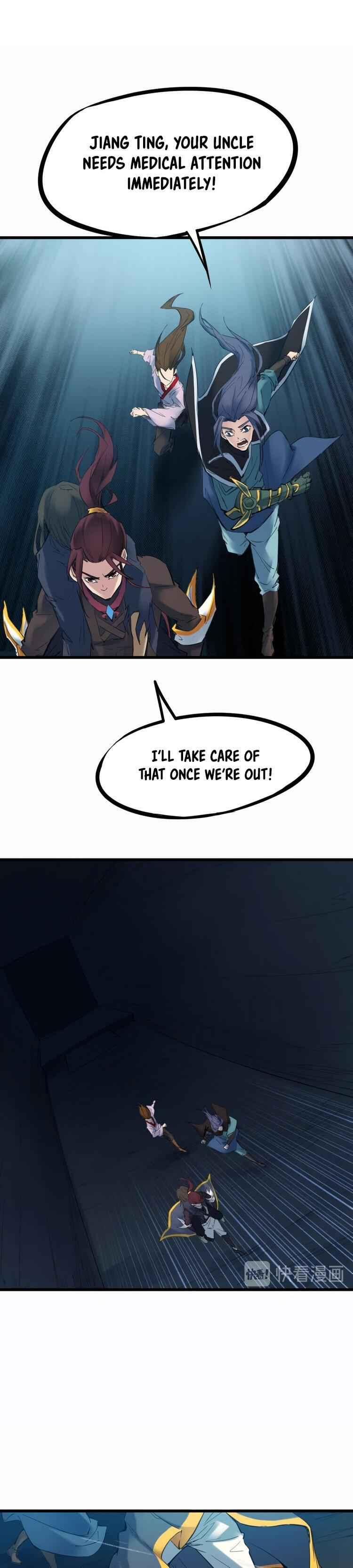 Dragon's Blood Vessels - chapter 32-eng-li
