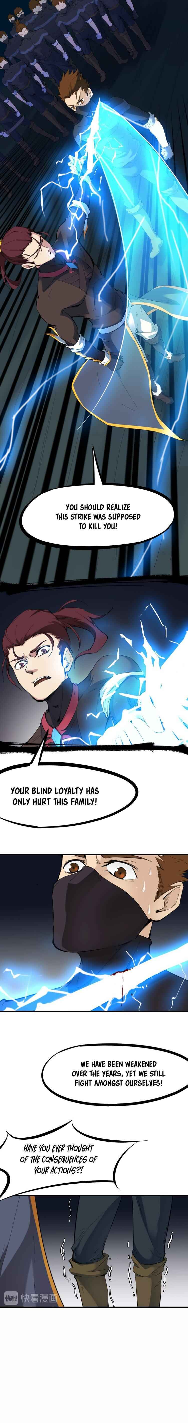 Dragon's Blood Vessels - chapter 34-eng-li
