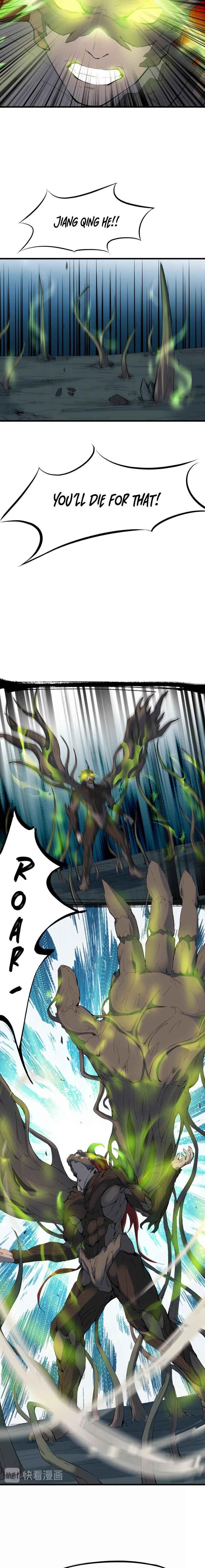Dragon's Blood Vessels - chapter 35-eng-li