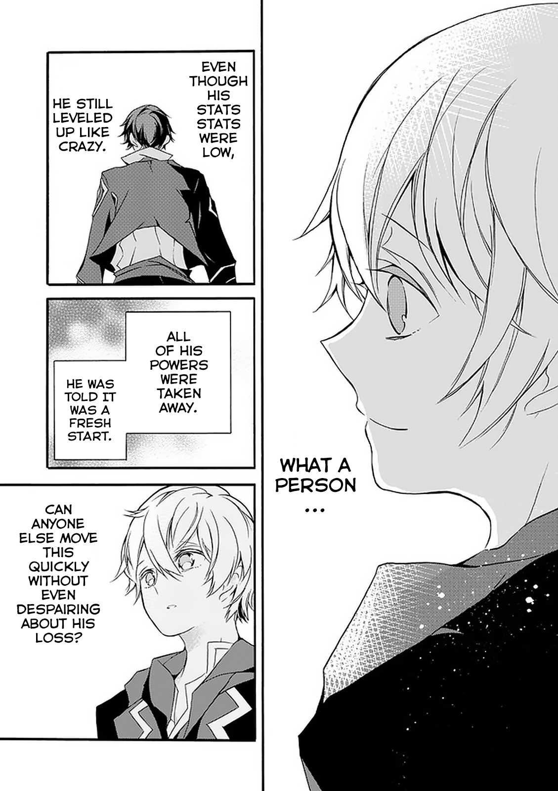 I went from the strongest job, <Dragon Knight>, to a beginner level job, <Carrier>, yet for some reason the Heroes rely on me - chapter 2-eng-li