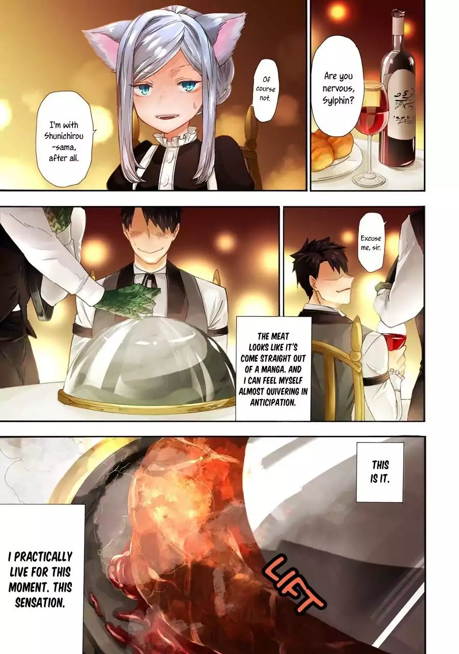 Gourmet In Different World - chapter 1-eng-li
