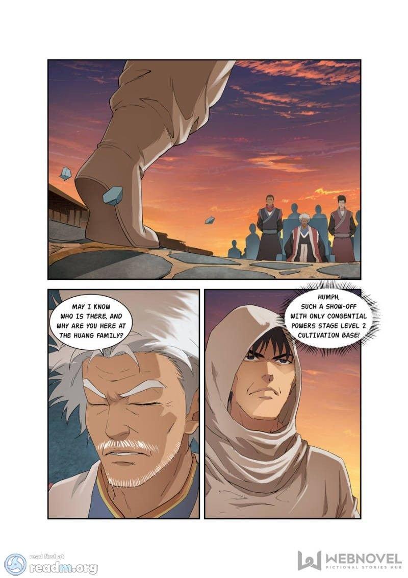 Heaven Defying Sword - chapter 114-eng-li