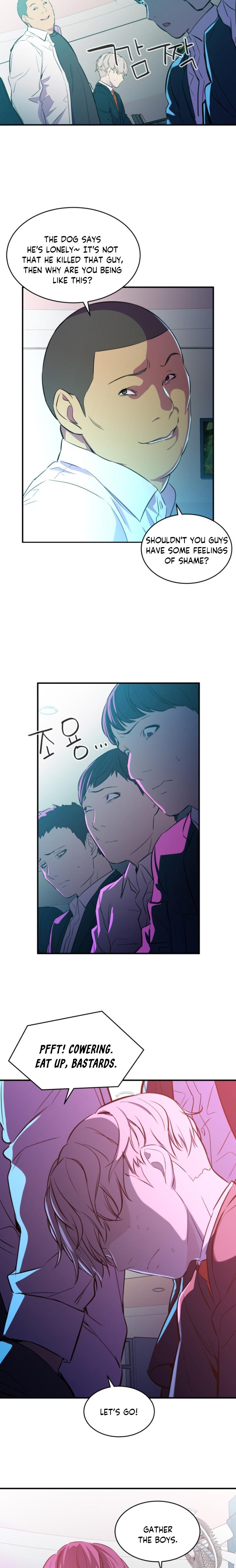 Incompetent Villain - chapter 4-eng-li