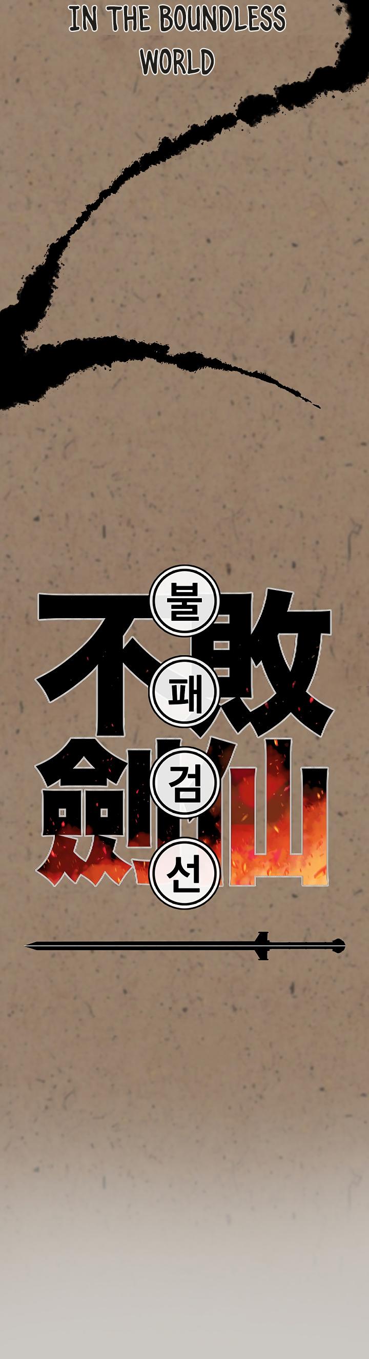 The Undefeatable Swordsman - chapter 0-eng-li