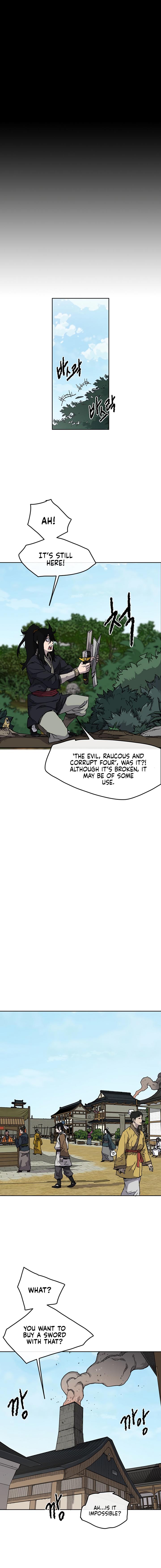 The Undefeatable Swordsman - chapter 10-eng-li