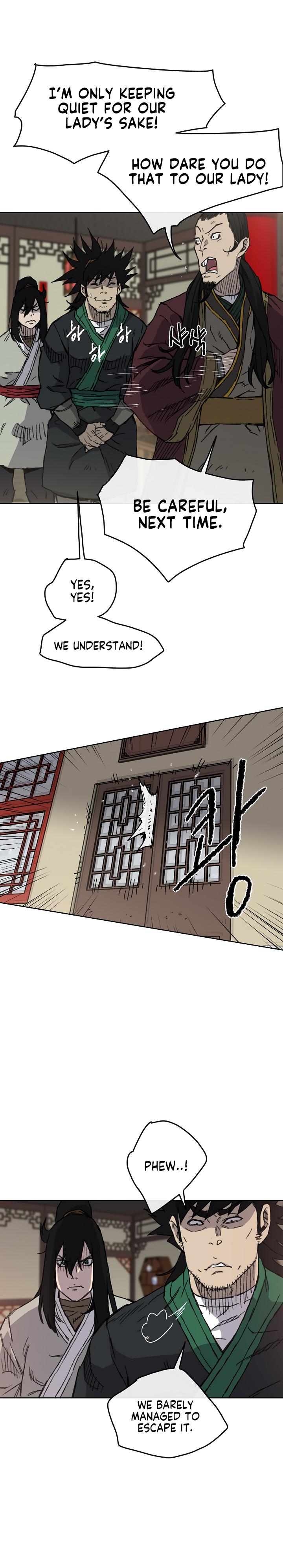 The Undefeatable Swordsman - chapter 11-eng-li