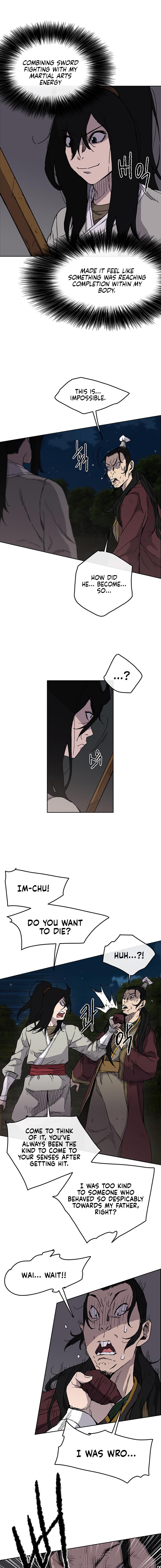 The Undefeatable Swordsman - chapter 13-eng-li