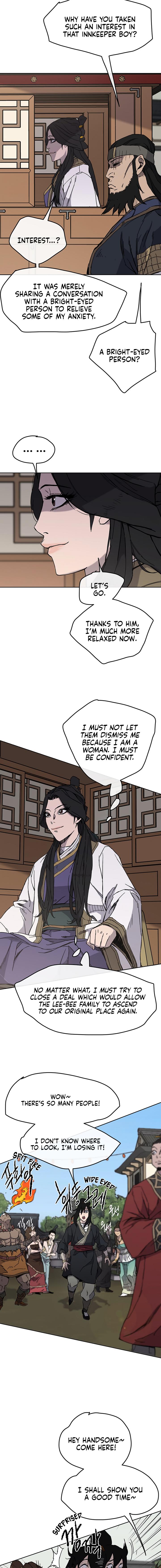 The Undefeatable Swordsman - chapter 18-eng-li
