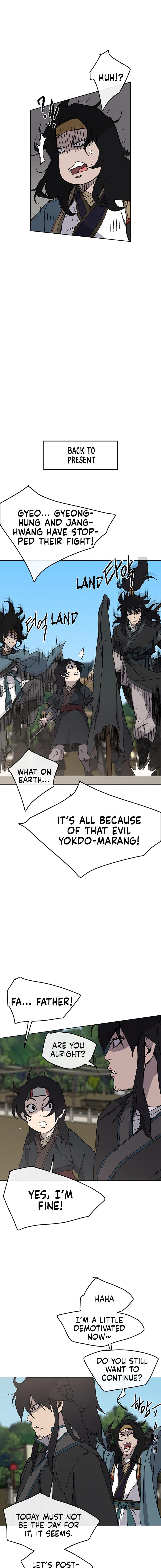 The Undefeatable Swordsman - chapter 21-eng-li