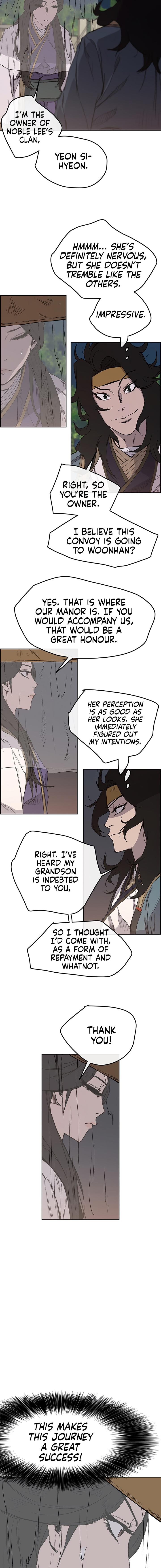 The Undefeatable Swordsman - chapter 23-eng-li