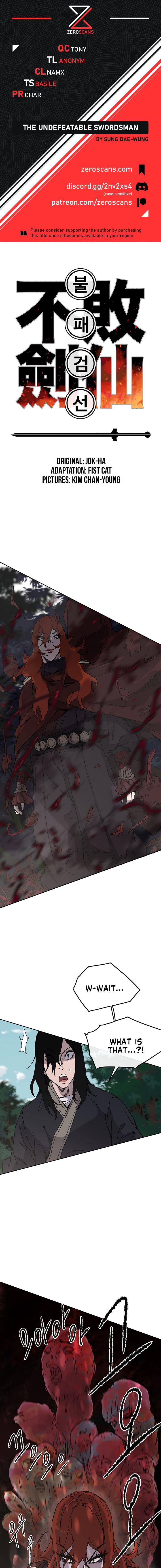 The Undefeatable Swordsman - chapter 25-eng-li