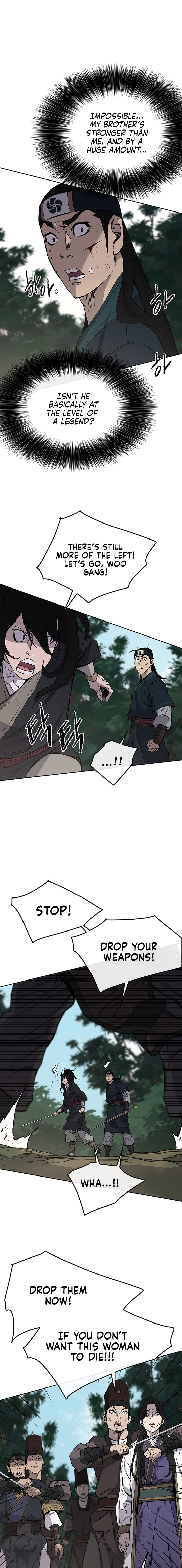 The Undefeatable Swordsman - chapter 27-eng-li
