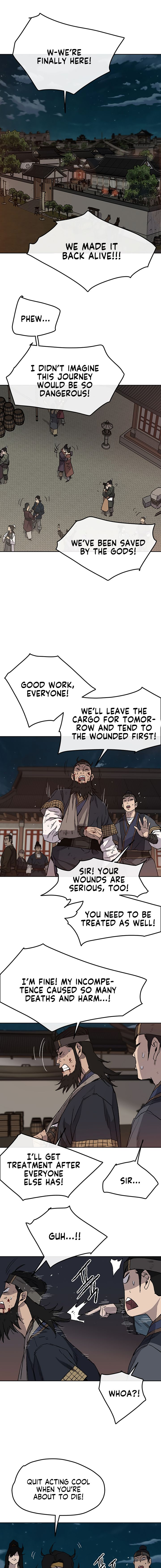 The Undefeatable Swordsman - chapter 28-eng-li